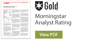 Morningstar Analyst Rating - View PDF
